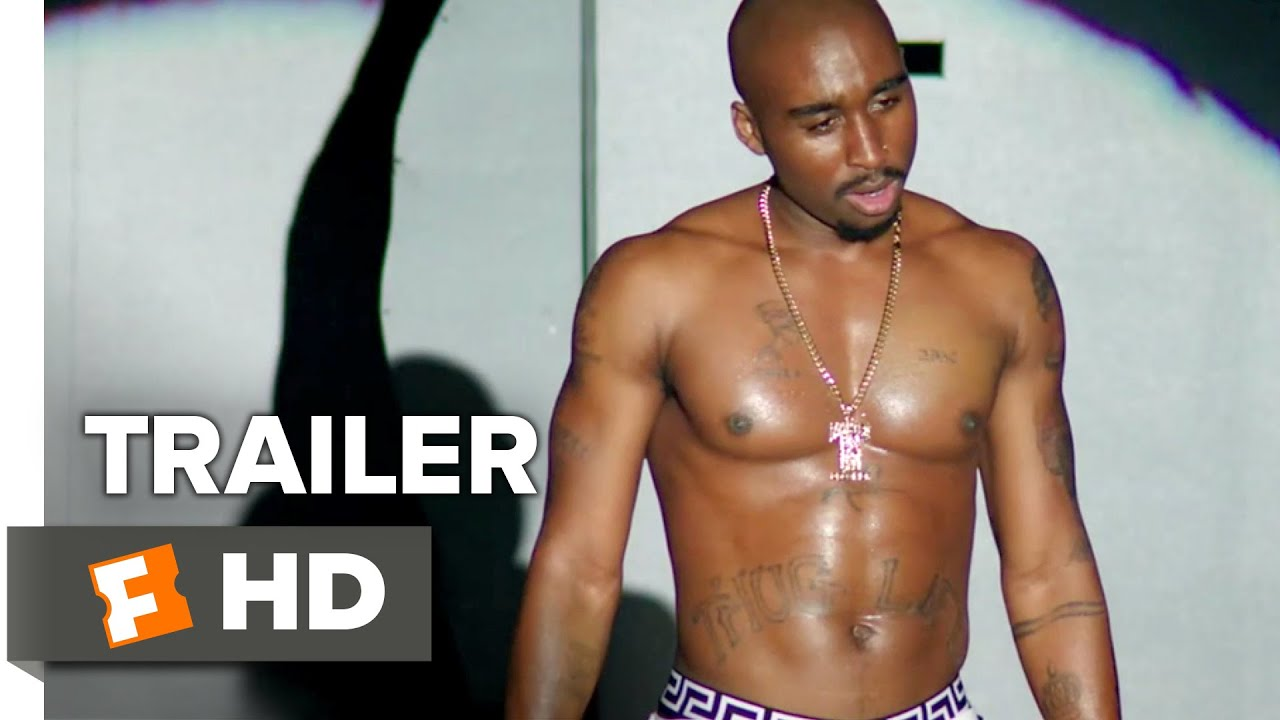 All Eyez On Me Official Teaser Trailer 1 2016 Tupac Shakur Biopic Hd Youtube