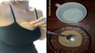 How To Tighten Sagging/Loose Breast At Home | Tighten & Firm Sagging/Loose Breast | Home Remedies