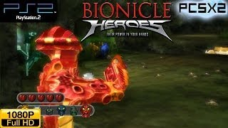 Bionicle Heroes - PS2 Gameplay 1080p (PCSX2)