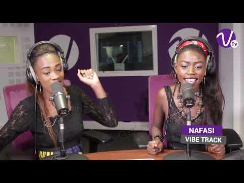 FREESTYLE NAFASI sur Vibe Radio Côte d'Ivoire