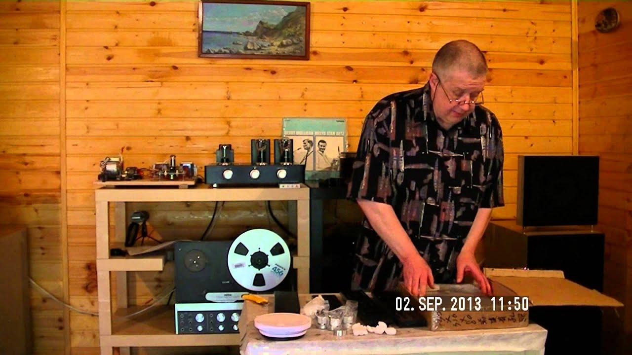 Корпус для аудио-электроники. к 4 - YouTube