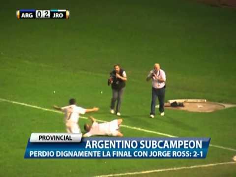 RESUMEN FINAL DEL PROVINCIAL ARGENTINO V. MARIA VS JORGE ROSS LA CARLOTA.mpg