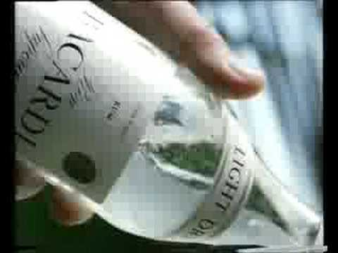 Bacardi Rum commercial from the 90s