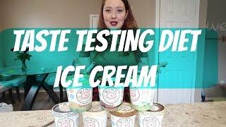 Wink Frozen Desserts Taste Test