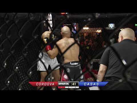 Sparta WY6 Aaron Cordova v Brandon Casas