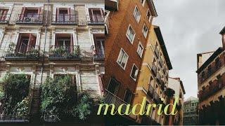 madrid | european travels | ep. 01