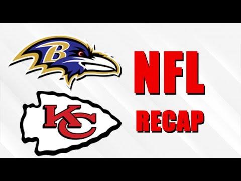 Chiefs vs Ravens Recap