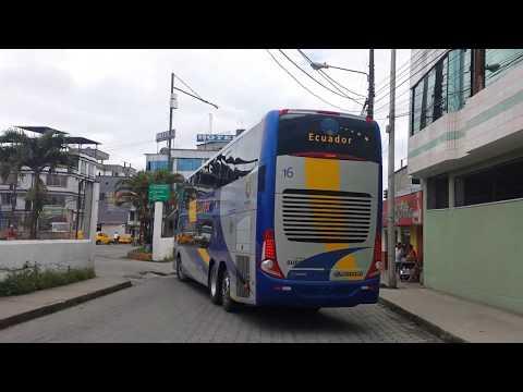 Marcopolo Paradiso 1800 DD G7 - Scania K410 6x2 - Transportes Ecuador