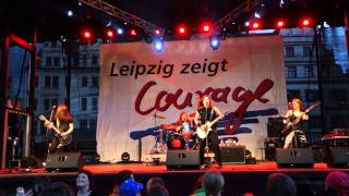 Bonesetter - One Way Top Speed - Leipzig zeigt Courage