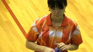 全日本カデット卓球 (平成24年度 全日本卓球選手権大会/カデットの部) (...