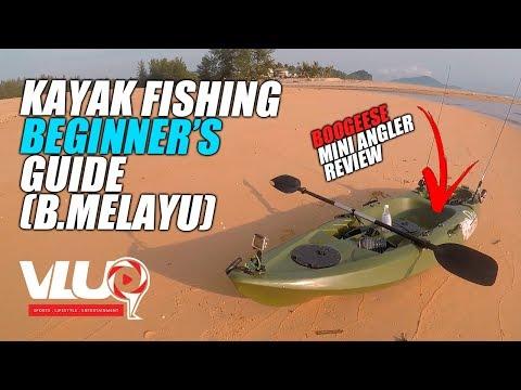 Kayak Fishing Beginner's Guide
