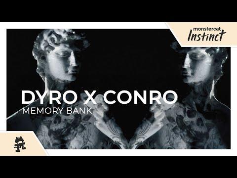 Смотреть клип Dyro X Conro - Memory Bank