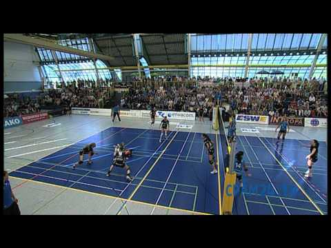 Volleyball VC Wiesbaden - Smart Allianz Stuttgart Teil 4