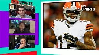Josh Gordon Traded to New England Patriots for 5th Round Pick   TMZ Sports