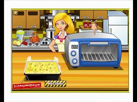 เกมส์ทำอาหาร Carrot Cake EP 1