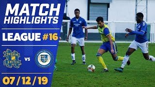 HE'S DONE IT AGAIN! - HASHTAG UNITED vs WOODFORD TOWN