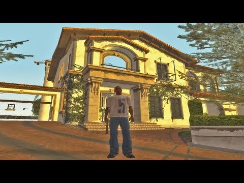 GTA 5 In GTA San Andreas (WHOLE GTA 5 MAP)