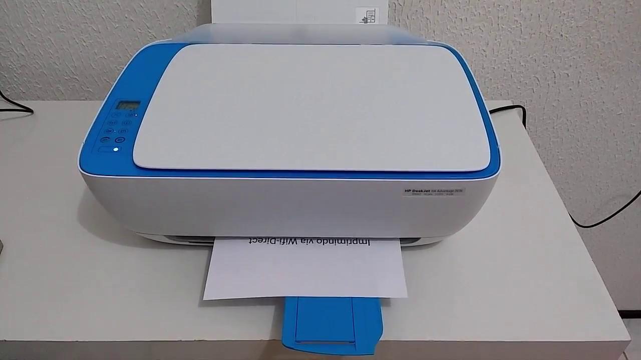 Imprimindo via Wi-Fi Direct - Multifuncional HP Deskjet ...