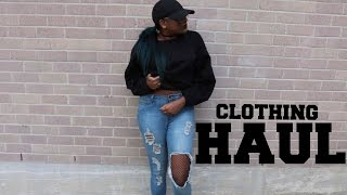 SPRING AND SUMMER TRY ON HAUL | 2017