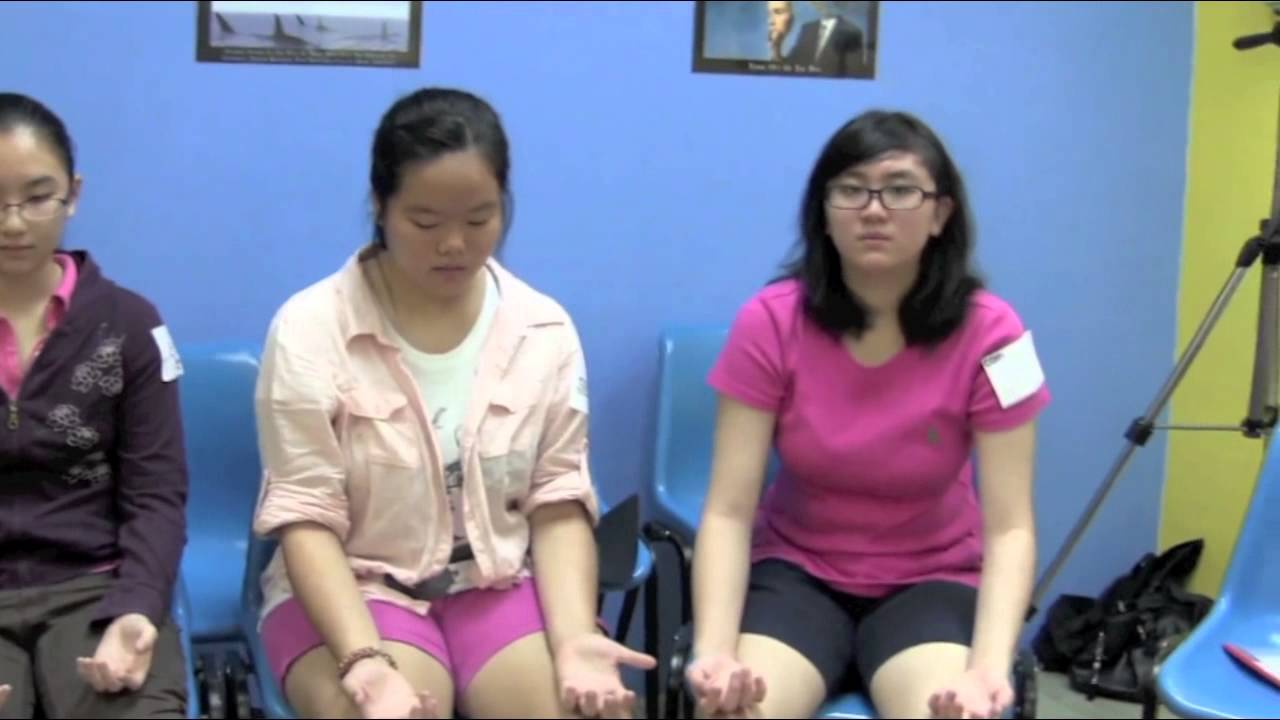 Social Emotional Learning(Training in Acuteen Academy) 社會情緒能力 勵知學院 - Tampines Tuition - YouTube