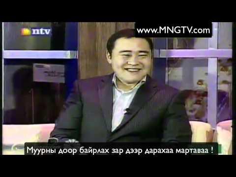 Nandias Talk Show   Temuujin