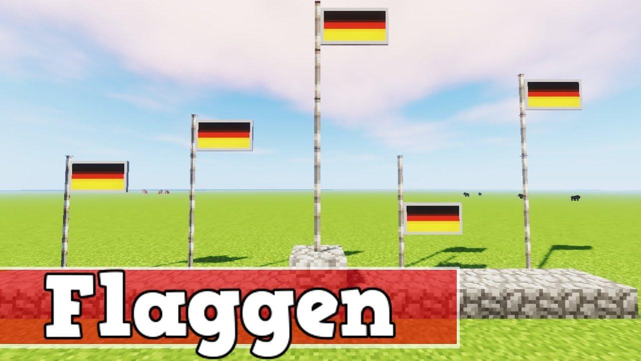 Minecraft Deutschland Banner