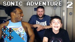 Sonic Adventure w/ Kevin Owens & Owen Part 2: Defining Creepers — Superstar Savepoint