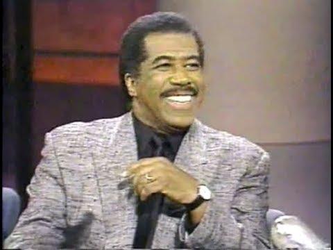"Ben E. King, ""Spanish Harlem"" on Late Night, February 20, 1990"
