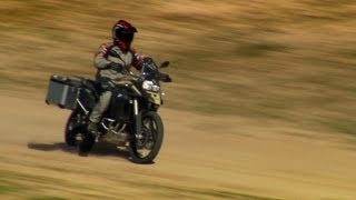 NEW 2014 BMW F 800 GS Adventure - Overview