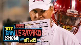 Lane Kiffin details getting chewed out by Nick Saban at Alabama | The Dan Le Batard Show | ESPN