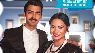 WE Day - Celebration with Joe Jonas and Demi Lovato
