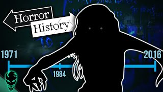 Lights Out: The History of Diana Walter | Horror History