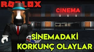 🎥 Terrible Events In 🎥 | The Cinema Slasher | Roblox English
