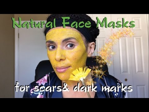 Brighten Your Skin | Natural Face Masks for Scars and Dark Marks