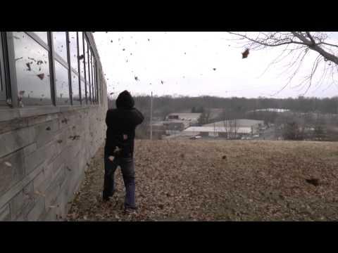 Aerokinesis MEGA BLAST (Leaf Tornadoes)