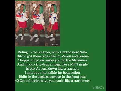 The Savages Rover Remix (Lyrics)