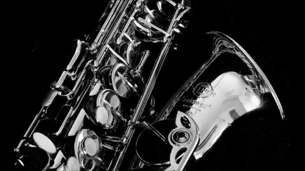 Jazz Saxophone Wallpaper Background with HD Wallpaper Resolution ...