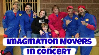 #SSSVEDA Day 17 -- Imagination Movers in Concert!