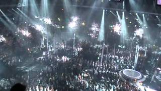 Eurovision 2011: Live Inside the Arena: AZERBAIJAN WINS!!!!