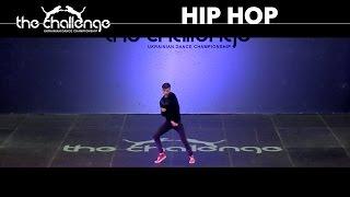 Hip Hop Solo Adult | Aleksandr Vasilyev | The Challenge 2015
