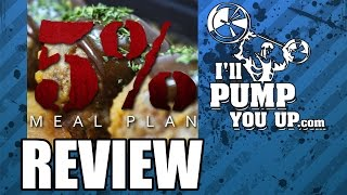 Rich Piana - 5% Meal Plan Review & Taste Test