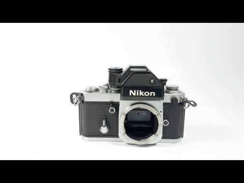 Nikon F2 slow speed 2-10s