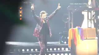Harry Styles - Kiwi partial + end of show, Oslo 180321