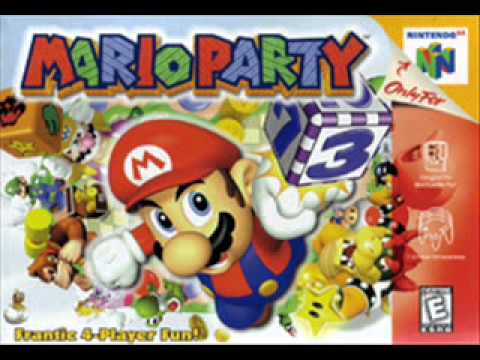 Mario Party Music - Title Screen