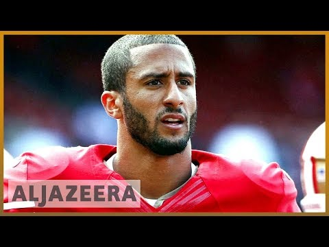 NFL reaches deal with players on national anthem protest fallout l Al Jazeera English