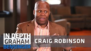 Craig Robinson: President Obama election night stories