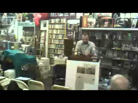 William Alexander Reading at Dreamhaven Books - 18 Sept 2013