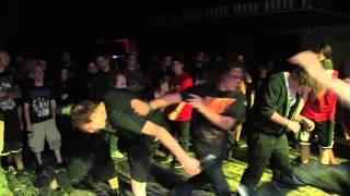 Begging For Incest - Live at Carnage Feast 2012