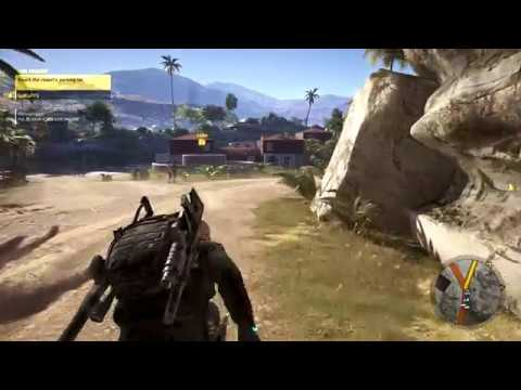 Ghost: Recon Wildlands  Weapon Case