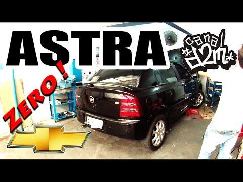 Astra ZEROOOO ! ! ! Vazamento no Arrefecimento ( Galho Fraco ) = Canal D2M